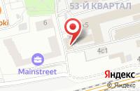Схема проезда до компании Тиэмджи в Москве
