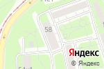 Схема проезда до компании Fitness Health School в Москве