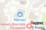 Схема проезда до компании Дом пекаря в Москве