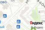 Схема проезда до компании Адвокатско-риэлторское бюро в Москве