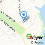 Поликлиническое отделение на карте Химок