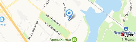 Эксперт-Консультант на карте Химок
