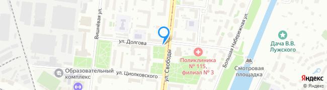 улица Долгова