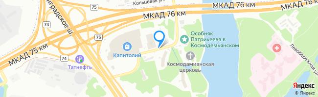 Правобережная улица