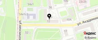Прайд на карте Москвы