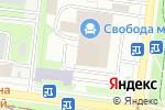 Схема проезда до компании Фран в Москве