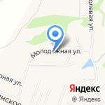 Дом на карте Ленинского