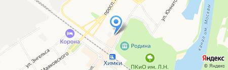 Первая Кадастровая Компания на карте Химок