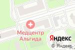 Схема проезда до компании ГлазОчки в Москве