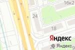 Схема проезда до компании Библиотека №272 в Москве