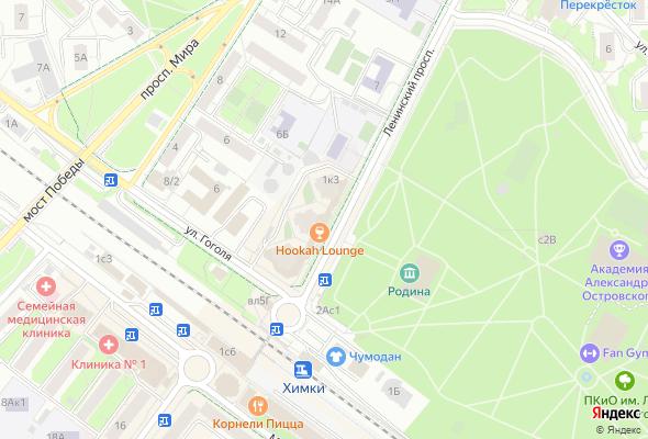 жилой комплекс Парк Толстого