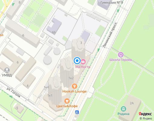 Управляющая компания «Дианик-Эстейт» на карте Химок