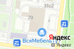 Схема проезда до компании Седьмая карета в Москве