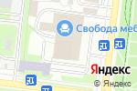 Схема проезда до компании Sleep Professor в Москве