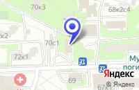 Схема проезда до компании АПТЕКА № 37 в Москве