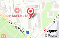 Схема проезда до компании Смарт Дизайн-К в Химках