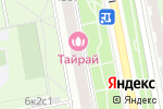 Схема проезда до компании Магазин канцтоваров на ул. Свободы в Москве