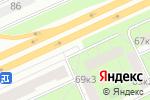 Схема проезда до компании Coffee Drive в Москве