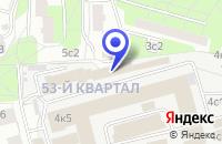 Схема проезда до компании ПТФ ЕВРОПАН в Москве