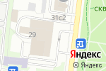 Схема проезда до компании Аристо в Москве