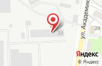 Схема проезда до компании Техстиль в Химках
