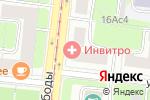 Схема проезда до компании Intimshop в Москве