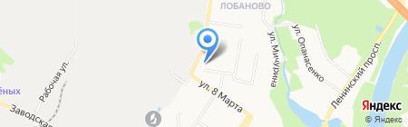 Стикс-П на карте Химок
