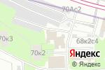 Схема проезда до компании Перспективные инициативы в Москве