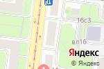 Схема проезда до компании РroffОПТИК в Москве