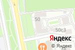 Схема проезда до компании Медицинские технологии и инновации в Москве