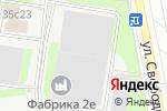 Схема проезда до компании 77товаров в Москве