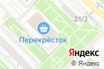 Схема проезда до компании Атонт в Москве