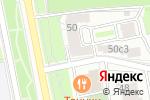 Схема проезда до компании Сетап.ру в Москве