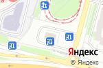 Схема проезда до компании Столовая на проспекте Маршала Жукова в Москве