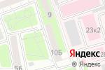 Схема проезда до компании Shkaffchik в Москве