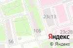 Схема проезда до компании МАСТЕР ОТРАЖЕНИЯ в Москве