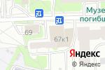Схема проезда до компании Ломбард-777 в Москве