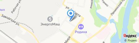 Норма на карте Химок