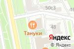 Схема проезда до компании ТВ-групп в Москве
