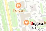 Схема проезда до компании Leko в Москве