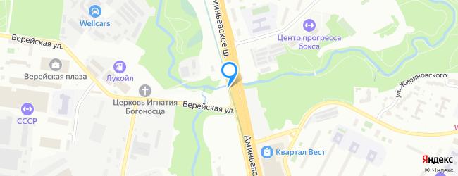Аминьевский мост