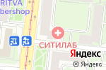 Схема проезда до компании Крепмаркет в Москве