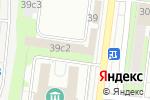 Схема проезда до компании ShafStyle в Москве