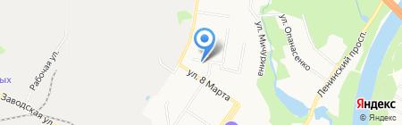 Молочно-раздаточный пункт на карте Химок