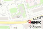 Схема проезда до компании Санация в Москве