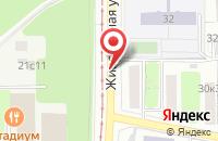 Схема проезда до компании ФриЛайф в Ленином