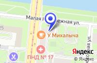 Схема проезда до компании ПТФ МР. ДООРЗ в Москве