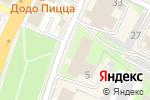 Схема проезда до компании МосОблЕИРЦ в Чехове
