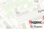 Схема проезда до компании Испанские кварталы в Москве