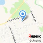 Магазин хозяйственных товаров на карте Ленинского